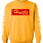 Rakz gold hustle all day crew neck