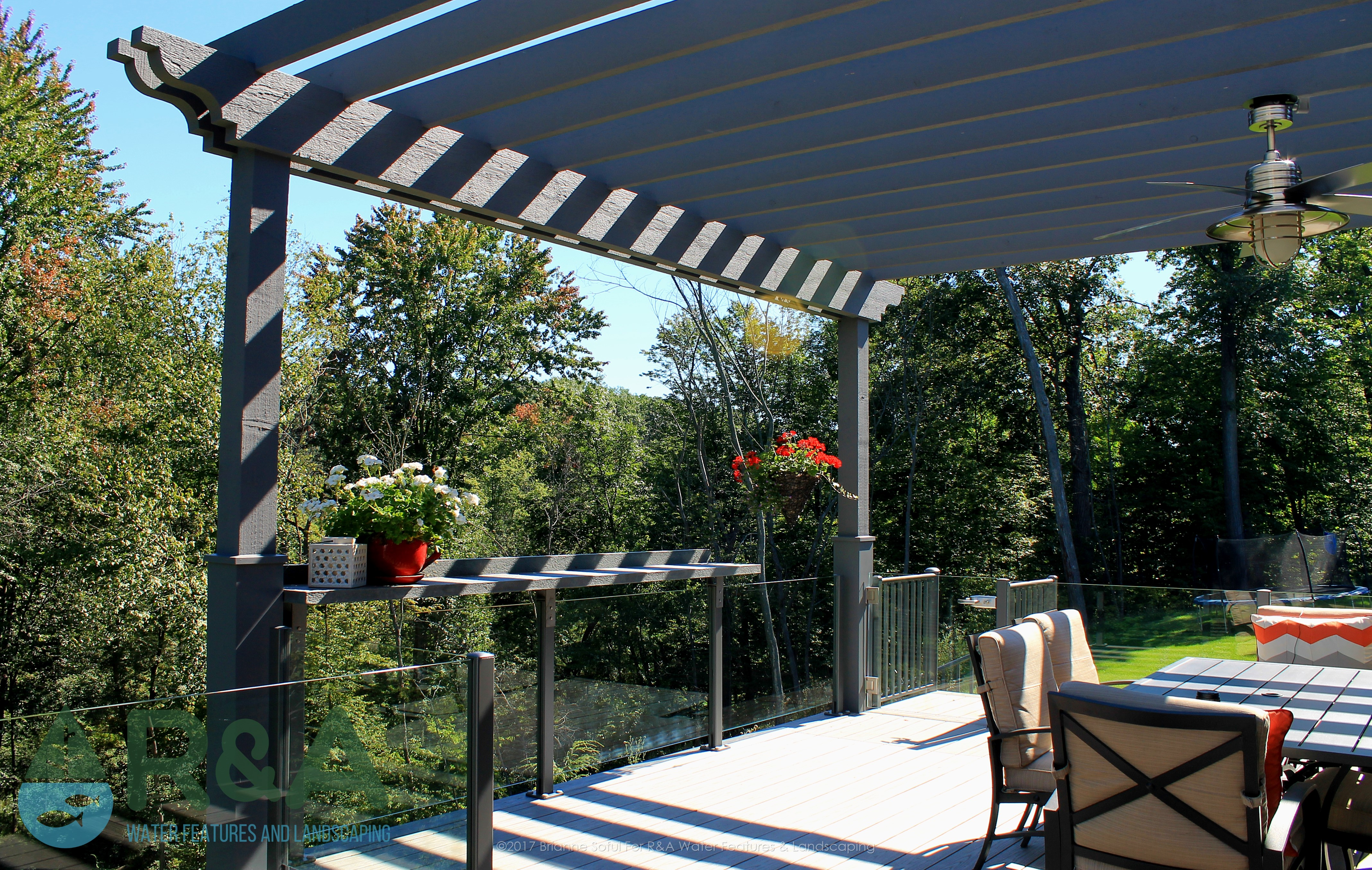 3 types of outdoor shade structures for