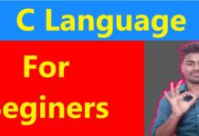 c-language full course