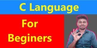 c-language full course