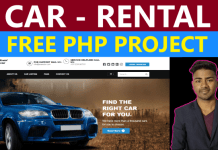 car-rental project