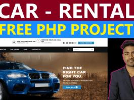 car-rental project