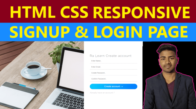 html-css-cool-login-page