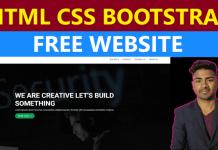 html-css-website