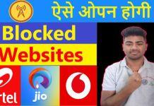 block websites