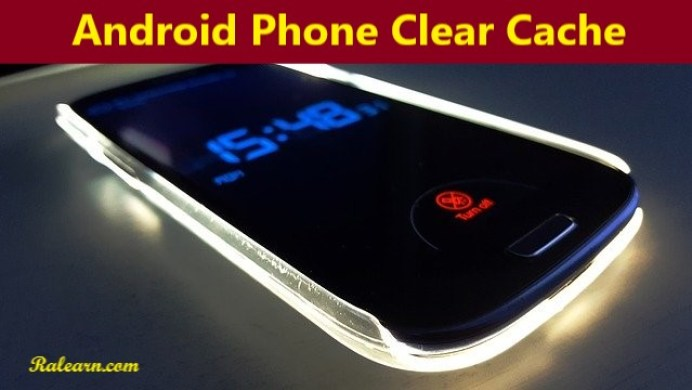 android smartphone me clear cache