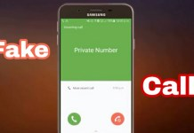 top 5 best fake call apps for android