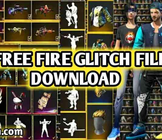 Free Fire Glitch File Download