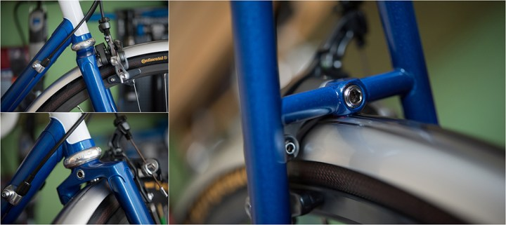 Dave Yates Frame Building Course Complete Bike Clearances
