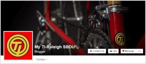 My TI-Raleigh SBDU SB4059 Facebook Featured Blog Image