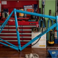 Featured Frames - The Pick of my TI-Raleigh SBDU Collection