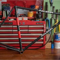 A MAVIC Build Update - SB7393 Raleigh SBDU Ilkeston 1985 Reynolds 531 Professional