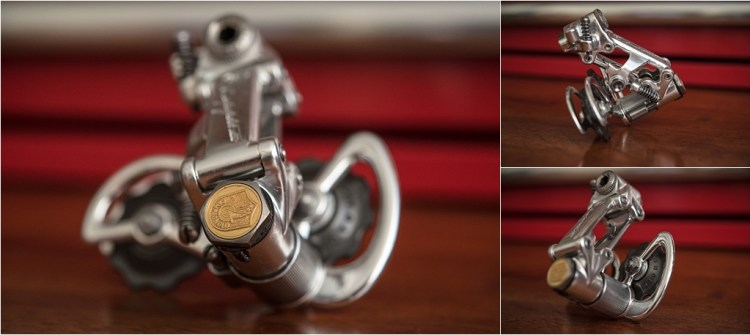 Campagnolo Super Record 50th Anniversary Rear Derailleur