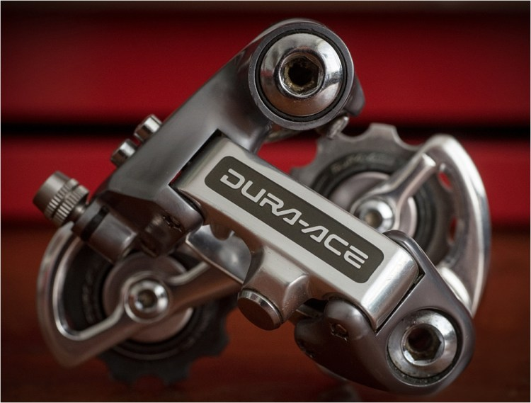 Shimano Dura-Ace 7400 6 Speed Rear Derailleur