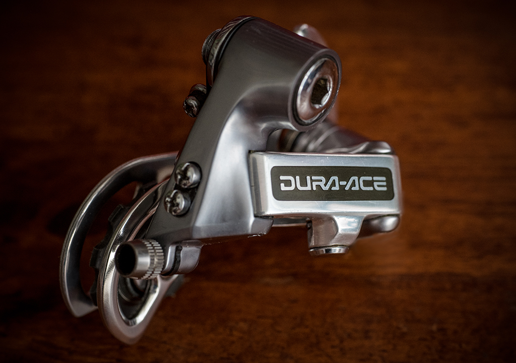 Shimano Dura-Ace RD-7400 6 Speed Blog Header