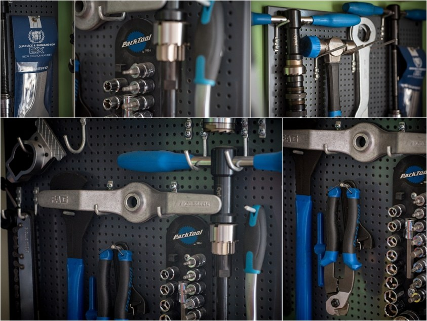 My TI-Raleigh SBDU Workshop Cutting and Facing Tools