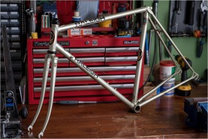 SB1995 SBDU Ilkeston Reynolds 753 Road Frame
