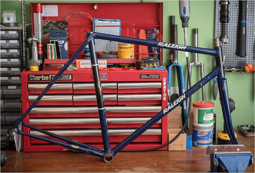 SBDU 2019 Review My-TI-Raleigh-SBDU-SB3235-Reynolds-753-1979-Frameset