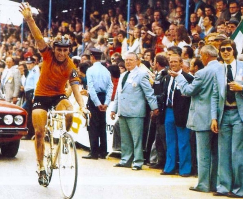 Hennie Kuiper 1975 World Road Race