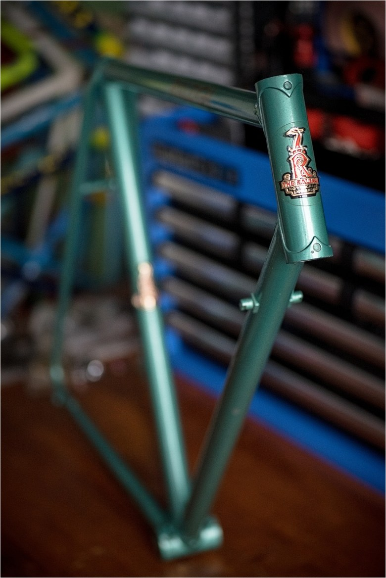 TI-Raleigh Tour de France Hennie Kuiper HK276 First TI-Raleigh Stage Winning Frame