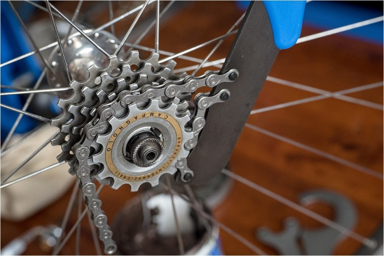 50th Anniversary Super Record Bits and Pieces - Campagnolo Freewheel