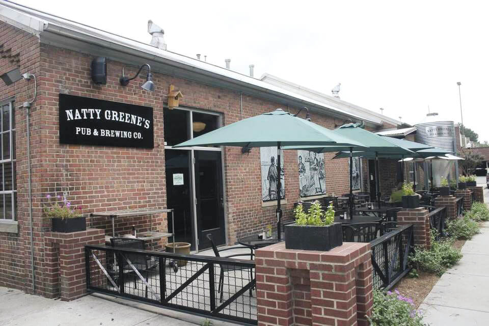 Natty Greene's closing
