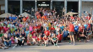 Big Boss Run Club @ Big Boss Brewing | Raleigh | North Carolina | United States
