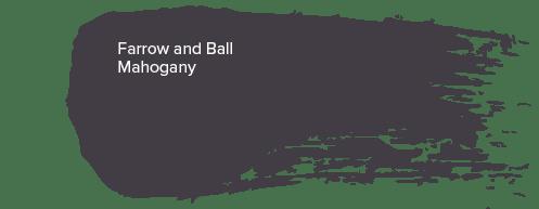Farrow & Ball - Mahogany