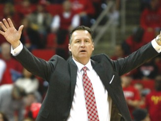 Coach Mark Gottfried
