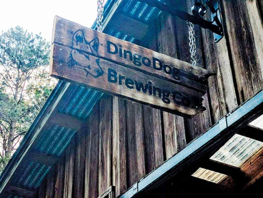 Dingo Dog Brewing Co.