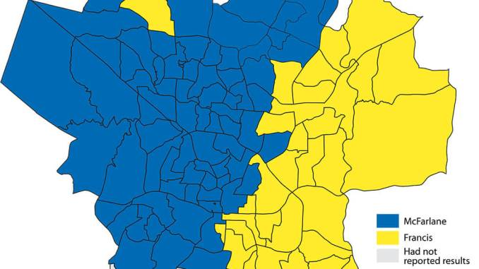 Raleigh Precincts
