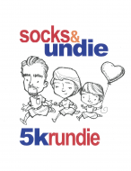 Note in the Pocket 5th Annual Socks and Undie 5k Rundie @ Dorothea Dix ~ Haywood Gym    Raleigh   North Carolina   United States