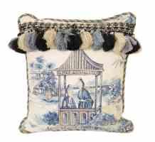 Asian Custom Pillow