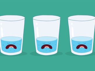 Water Woes rants about minimal water