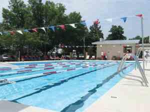 University Club Pool