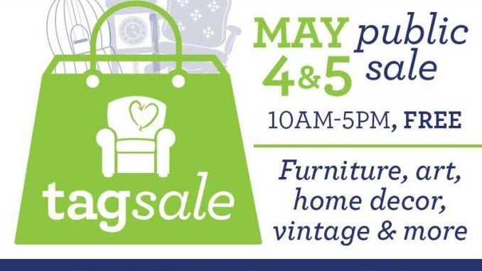 The Green Chair Project Tag Sale Raleigh Magazine