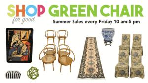 Shop Green Chair Summer Sales Raleigh Magazine