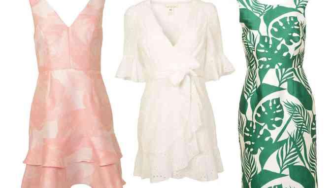 Feminine dresses for Spring