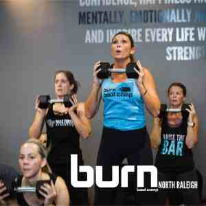 Burn Boot Camp North Raleigh Pop Up + Mimosas @ Morgan Street Food Hall | Raleigh | North Carolina | United States