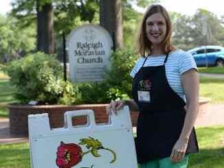Katherine McVey, President of The Flower Shuttle