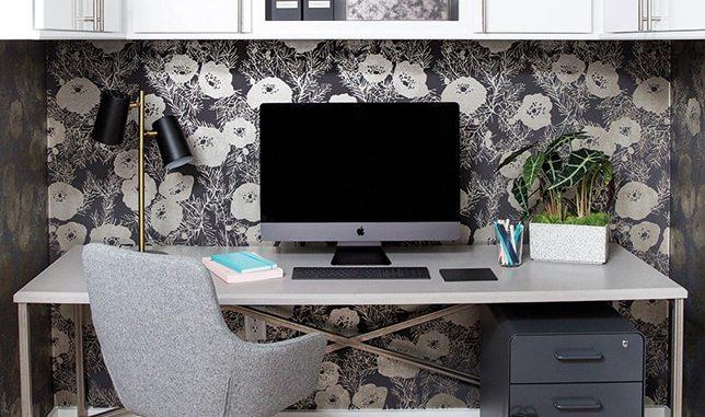 Custom office space by Robert MacNeill of Roux MacNeill Studio