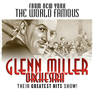Glenn Miller Orchestra @ Duke Energy Center for the Performing Arts   Raleigh   North Carolina   United States