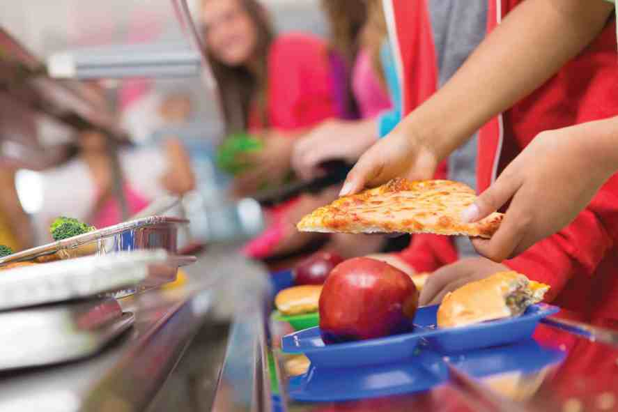 NCPCN aims for a better school lunch