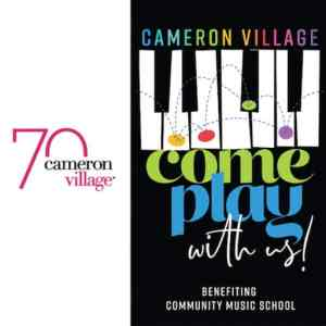 Cameron Village 70th Anniversary Celebration @ Cameron Village | Raleigh | North Carolina | United States