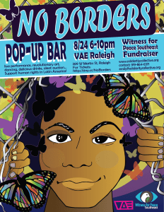 No Borders Pop-Up Bar @ VAE Raleigh | Raleigh | North Carolina | United States
