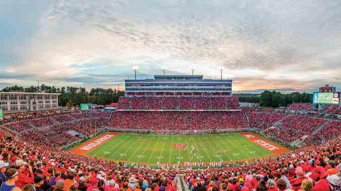 NC State's Carter Finley Stadium
