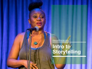 Intro to Storytelling @ HQ Raleigh | Raleigh | North Carolina | United States