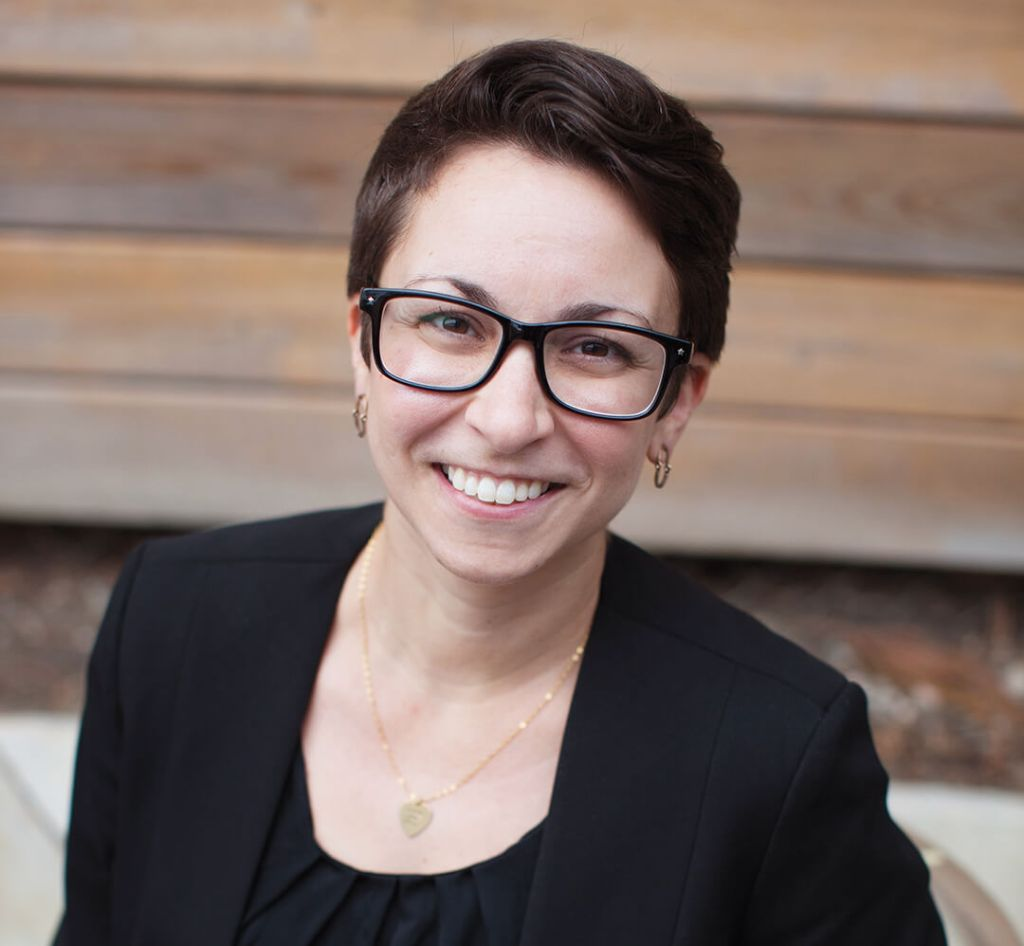 Nicole Stewart, Re-elected At-Large