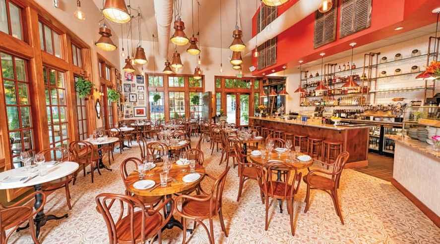Rosewater Kitchen & Bar; Photo by Jennifer Robertson