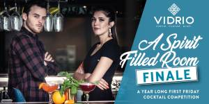 2019 Cocktail Roundtable: FINALE @ Vidrio   Raleigh   North Carolina   United States